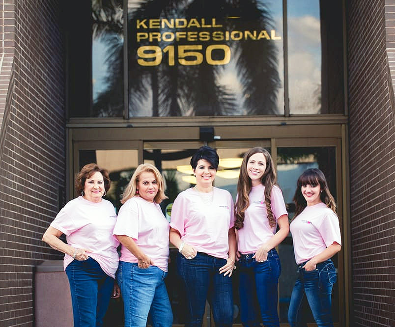 The team at Kendall Audiology in Miami, FL